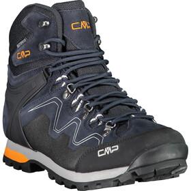 CMP Campagnolo Athunis WP Mid Trekking sko Herrer, blå/grå